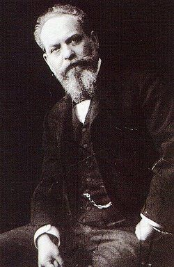 Photo d'Edmund Husserl